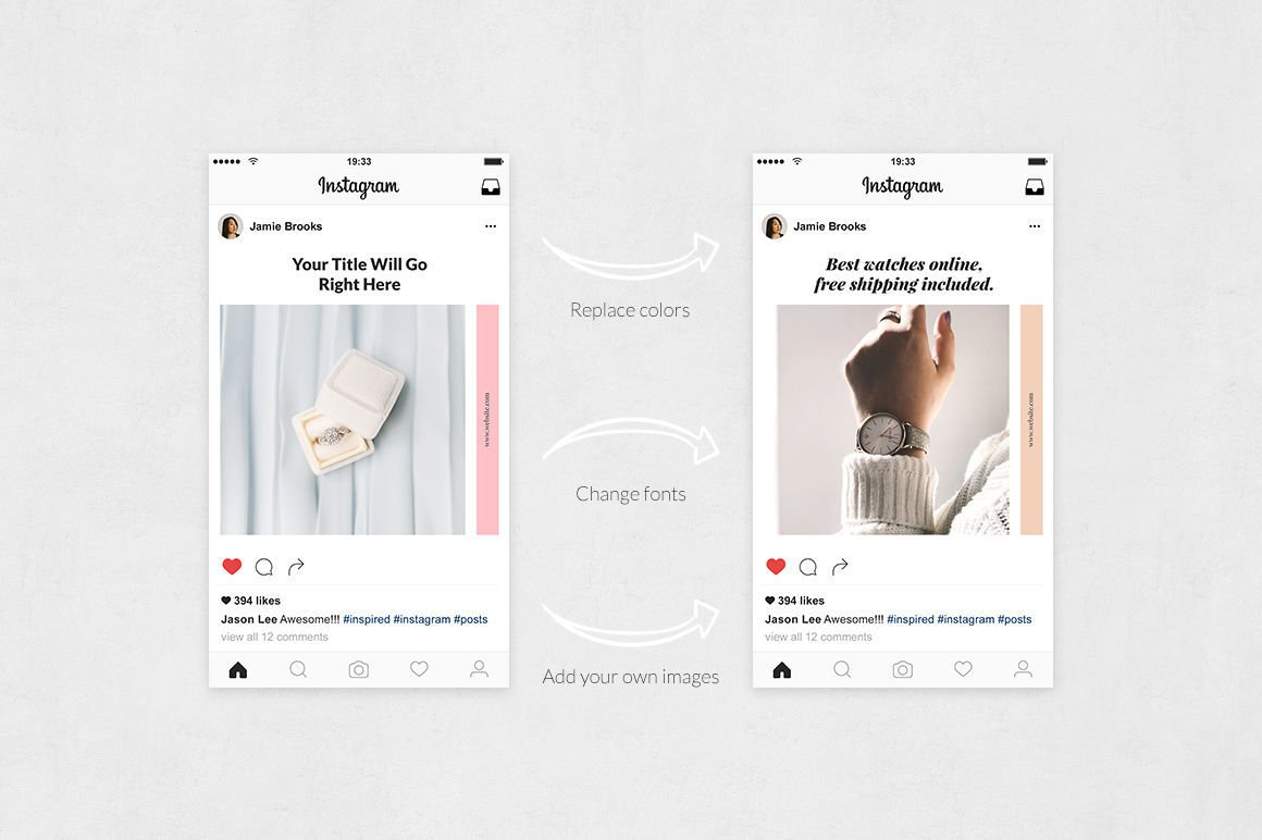Dropshipping Instagram Posts