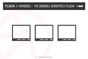 Humbbble - Dribbble Wordpress Plugin
