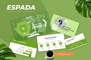 Espada - Education Powerpoint