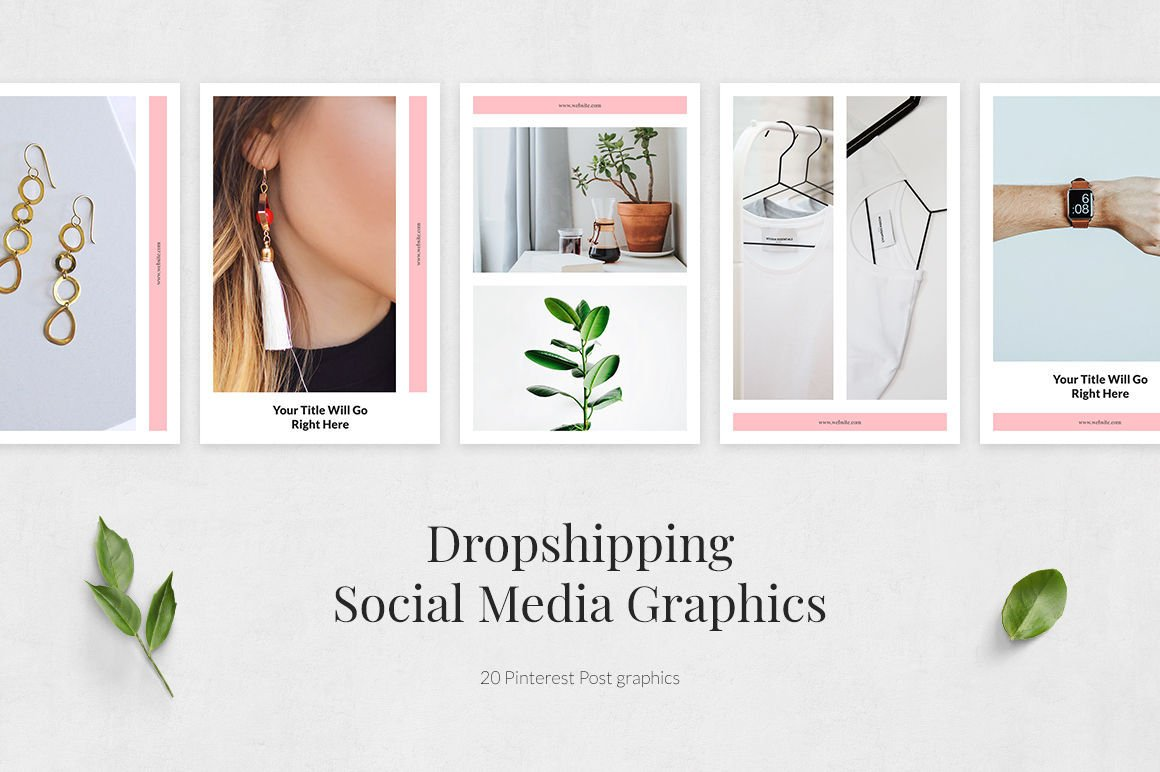 Dropshipping Pinterest Posts