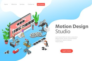 Motion design studio