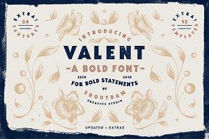 Valent Font (New Update)