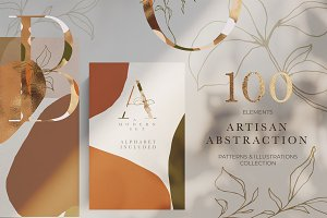 Artisan Abstract - Artistic Bundle