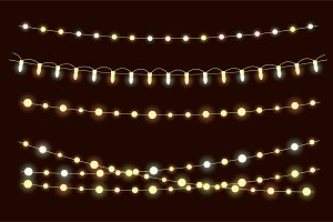 Festive lights for decoration