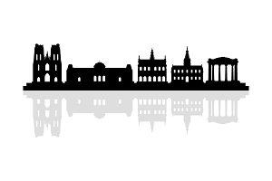 Skyline Brussels