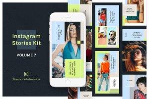 Instagram Stories Kit (Vol.7)