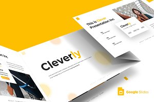 Cleverly - Google Slides Template