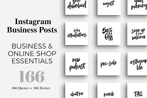 Business Essentials Instagram Quotes
