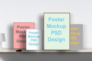 Poster Mock-up Vl 12