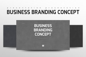 Business Branding Concept