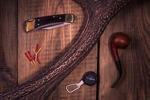 Hunting accessories and accessories.