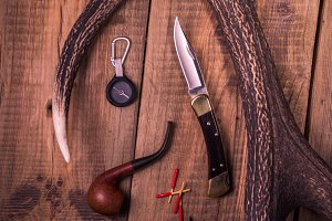 Things hunter. Accessories and tools