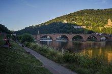 City Panorama of Heidelberg