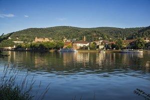 Idylic life at Heidelberg