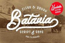 Batavia Duo + Bonus Vector