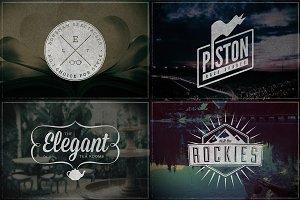 Vintage Logos - Volume 2