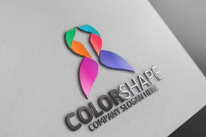 Color Shape Logo