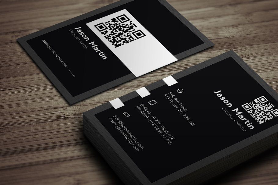 Individual Corporate Business Card