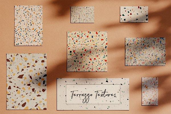 Graphics: North Sea Studio - Terrazzo Texture Pack