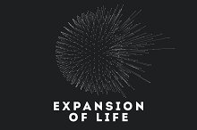 Expansion Of Life Backgrounds by  in Objects
