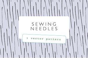 Sewing Needles Pattern