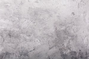 Old gray painted concrete rustic bac