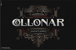COLLONAR / TYPEFACE + BONUS