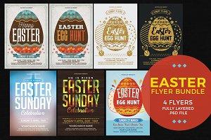 Easter Flyer Bundle 2