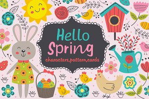 Hello Spring collection