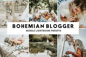 Bohemian Blogger Lightroom Presets