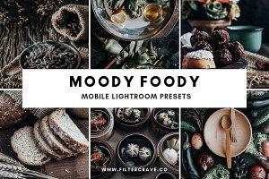 Moody Foody Lightroom Presets