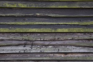 Old Wood Wall