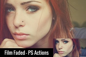 Film Faded - PS Actions