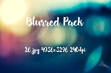 Blurred Pack by  in Web Elements
