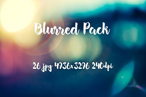 Blurred Pack