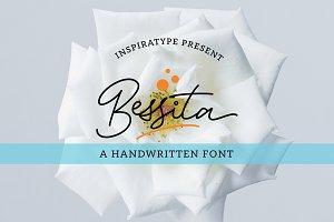 Bessita Handwriting - Script