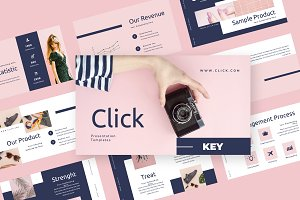 Click - Fashion Keynote Presentation