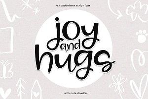 Joy & Hugs - Han