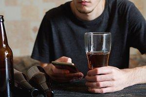 The problem of alcoholism among youn
