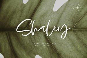 SHALEY SCRIPT