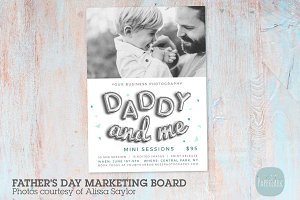 IF028 Father's Day Mini Sessions