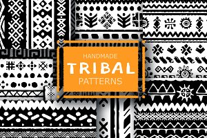 Handmade Tribal Patterns