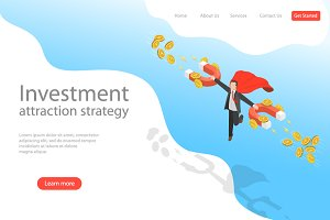 Investment attraction strategy