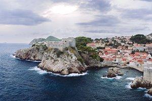 Lovrijenac Fortress - Dubrovnik