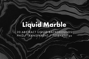 Liquid Marble: Abstract Liquid BGs