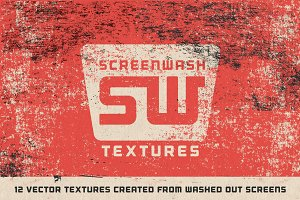 Vintage Screenwash Texture Pack