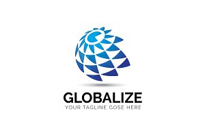 Globalize Logo TEMPLATE