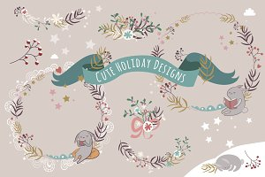 Cute Holiday Designs