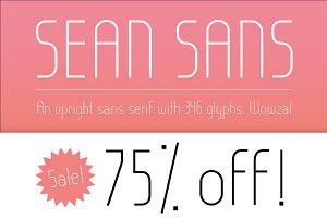 Sean Sans