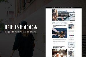 Rebecca - Exquisite WordPress Blog